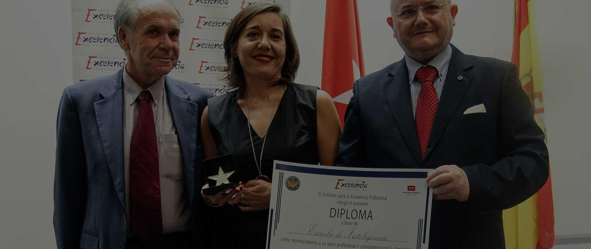Medalla Europea al mérito en el trabajo 2018
