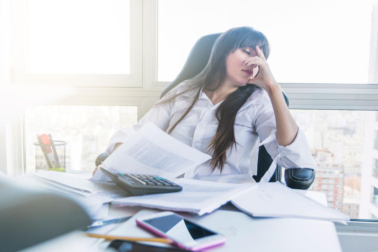 la ansiedad manifestación a través del estrés y motivo a la depresión